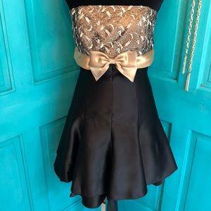 Jessica McClintock size 7 cocktail dress